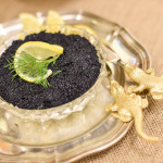 Homemade Caviar Terrine