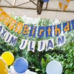 Maximilian's First Birthday